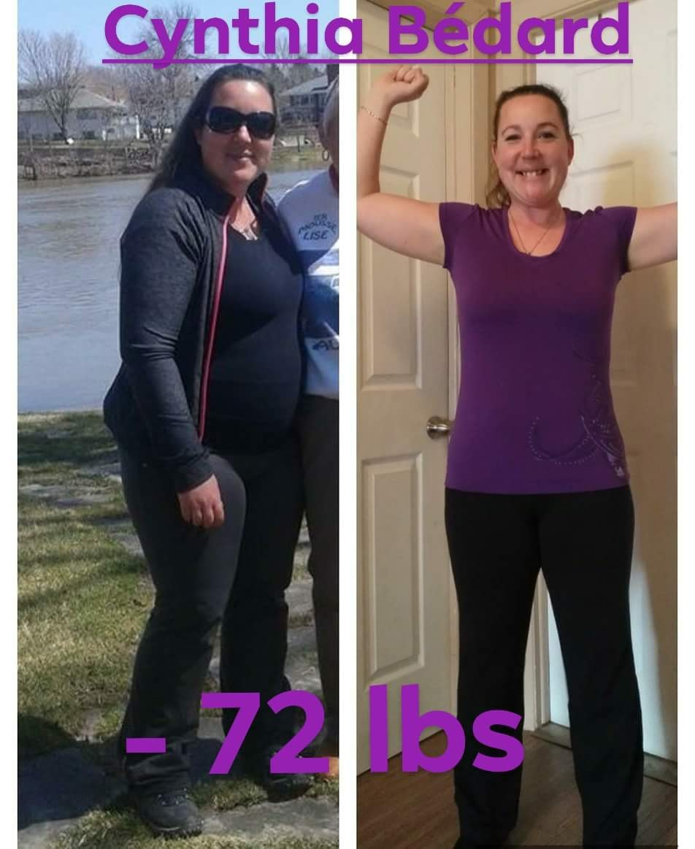 Après la perte de poids… On continue!